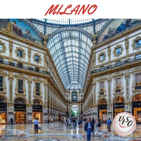 #VISOVIAGGIA 7° tappa - MILANO
