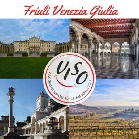 #VISOVIAGGIA 8° TAPPA - Friuli Venezia Giulia
