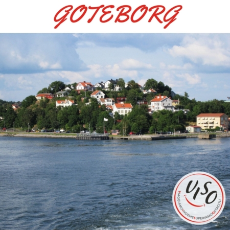 #VISOVIAGGIA Goteborg